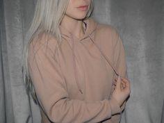 Topshop Hoodie   #comfy #topshop #hoodie #peach #outfit #tones