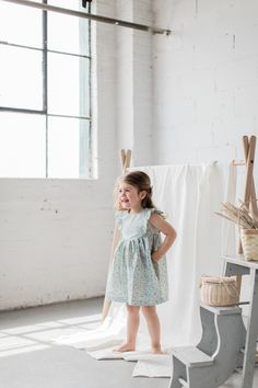 Khanh Co - The Flutter Dresses — Elza Photographie Toddler Fashion, Toddler Outfits, Outfits For Teens, Kids Fashion, Fashion Ideas, Most Beautiful Child, Beautiful Children, Cute Girl Dresses, Flower Girl Dresses
