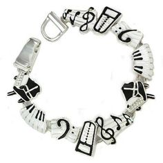 Music Theme Piano Keyboard Note G Treble Clef Magnetic Clasp Charm Bracelet in a Gift Box Lamont,http://www.amazon.com/dp/B00GJ86HHW/ref=cm_sw_r_pi_dp_5X5-sb0V0NF20T7Z