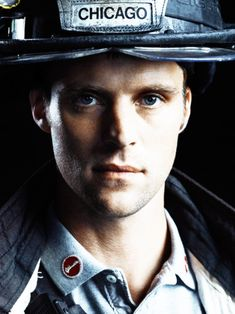 Jesse Spencer - Lt. Matt Casey on Chicago Fire - Definitely one of the most beautiful men I have ever seen