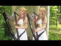 Harp Fantasy - YouTube Harp, Instrumental, Video, Twins, Electric, Fantasy, Youtube, Saint Seiya, Furniture