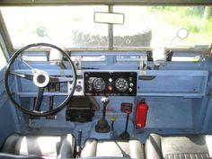 land rover series 2A bulkhead - Google Search