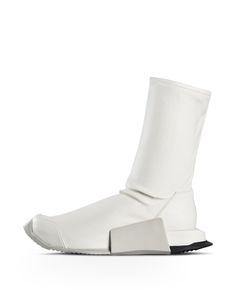 e452f3f0c RO LEVEL RUNNER HIGH Shoes unisex Y-3 adidas Rick Owens Adidas