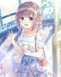 Pretty Anime Girl, I Love Anime, Anime Child, Anime Girls, Manga Art, Manga Anime, Some Beautiful Pictures, Cute Young Girl, Anime People