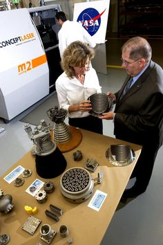 3D-Printed Rocket Parts Will Take NASA to Mars [3D Printers: http://futuristicshop.com/category/3d-printers/ | 3D Printing Books: http://futuristicshop.com/category/3d-printing-books/ ]