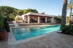Villa Sabina, Ibiza via VIVA