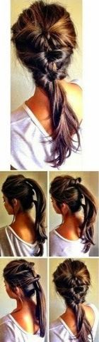 I know I'm not the only busy mom perusing Pinterest for easy hairstyles. The problem is...there are so many tutorials and articles promising...