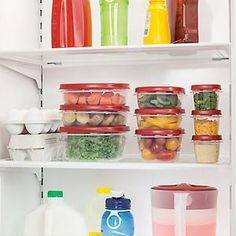 CLJ kitchen essentials: Amazon.com: Rubbermaid Easy Find Lid Food Storage Container, 42-Piece set: Food Savers: Kitchen & Dining