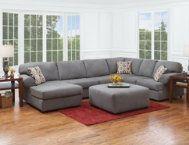 Jayceon Grey 3PC Sectional - Art Van Furniture