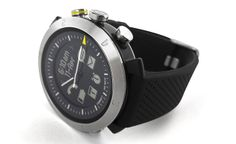 CES 2014 - COGITO Watch by XAVIER HOUY Paris