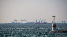 Λιμάνι και φάρος Ομίλου Φίλων Θαλάσσης Θεσσαλονίκης