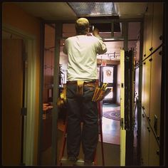 Climbing the Corporate Ladder by jrwidmer, via Flickr
