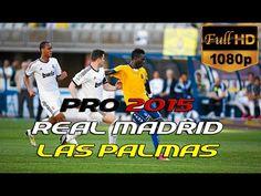 PES 2015 PC GAMEPLAY | LIGA ADELANTE 6º JORNADA