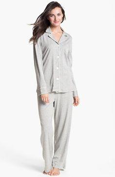 Lauren Ralph Lauren Sleepwear Knit Pajamas (Online Only) available at   Nordstrom Camisa De 7021a477be80a