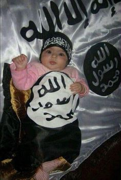 isis babies | The bizarre world of ISIS fashion: Terror group is now selling Islamic ...