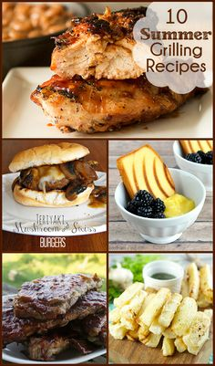 10 Summer Grilling R