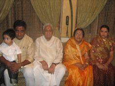 Govindlal Vora with family #vora #govindlalvora #journalist #socialist #politician #eductionist Sari, Fashion, Saree, Moda, Fashion Styles, Fashion Illustrations, Saris, Sari Dress