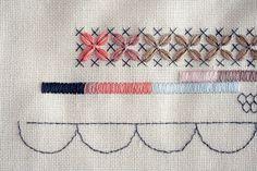 embroidery by karen barbé