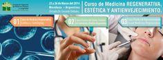 CURSO DE MEDICINA REGENERATIVA EN MENDOZA ARGENTINA DE LA FUNDACION ESPAÑOLA DE MEDICINA ESTETICA Y LONGEVIDAD