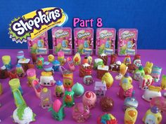 NEW SHOPKINS Blindbags - Part 8 - Ultra Rare!!