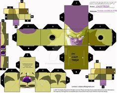 Golden Freezer Cubeecraft | Fukkatsu no F by LaloTrejoDK.deviantart.com on… Places To Visit, Deviantart, Movies, Movie Posters, Film Poster, Films, Popcorn Posters, Film Books, Movie
