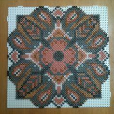 Hama perler bead art by Teresa Egballe