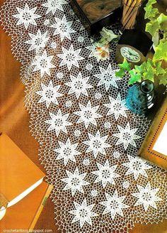 Crochet Art: Crochet doily Pattern Free