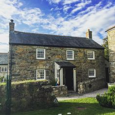 Staying here in beautiful Cornwall #cornwall #cottage #duchyofcornwallcottages #england #bliss