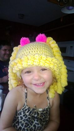 Knitting Pattern For Cabbage Patch Hat : 1000+ images about Crochet : Cabbage Patch on Pinterest