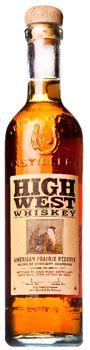 High West American Prairie Reserve is bottled in Park City, Utah