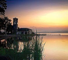 Chautauqua Institution - Miller Bell Tower - photo by jmbruce2012, via Flickr