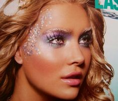 mermaid make up make up, hair, waves, hairrrr, hairr, beauty, beautify, glitter, mermaid, mermaids, photoshoot, ad, advertisement, editorial, model, lighting, shimmer, makeup, glitter, model pose, beach, summer, waves, sky, sunset, pretty