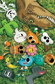 The Amazing World of Gumball #4 by missypena.deviantart.com on @DeviantArt
