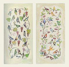 Fulvio Pennacchi - Pássaros