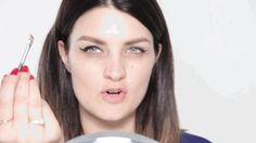 If you're still having trouble, this disconnected wing technique may look wild, but it actually works. | 13 Makeup Tips Every Person With Hooded Eyes Needs To Know