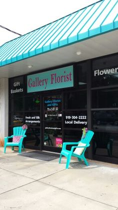 Voted  BEST FLORIST, BEST GIFT SHOP and BEST RETAIL STORE in 2015. Gallery Florist and Gifts, Mebane, NC.  www.galleryfloristandgifts.com