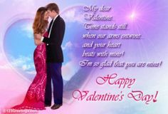 Valentine's Day QUOTATION - Image : Quotes about Valentine's Day - Description Valentine Day Messages in Marathi for Friends & Girlfriend Sharing is Caring - Hey can you Share this Quote Valentines Day Sayings, Valentine Quotes For Husband, My Husband Quotes, Wishes For Husband, Happy Valentines Day Wishes, Message For Husband, Valentines Day Messages, Girlfriend Quotes, Love Valentines