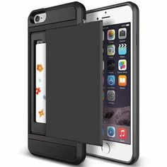 iPhone Slim Wallet Case