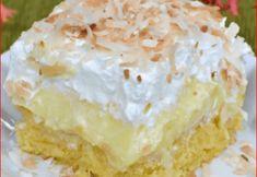 Pineapple Coconut Poke Cake - A Southern Soul Coconut Pineapple Cake, Coconut Poke Cakes, Pineapple Desserts, Pineapple Recipes, Hawaiian Desserts, Banana Recipes, Frog Cakes, Cupcake Cakes, Just Desserts