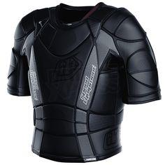 Troy Lee Designs 7850 Hot Weather Shirt - Black