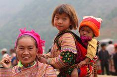 Hmong tribe, Vietnam