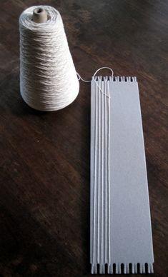 Cassie Stephens: In the Art Room: Weaving, Part 1