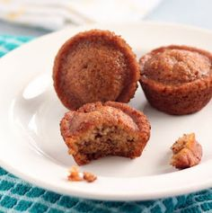 Kid Cultivation: Divvies Egg-free Banana Muffins