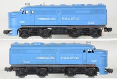 Lionel 205 MP Alco AA Diesels : Lot 673