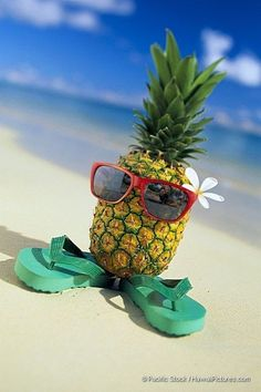 Florida's Premier Beachside Vacation Resort How cute is this little pineapple man in the beach! Super cute with his flip flops!How cute is this little pineapple man in the beach! Super cute with his flip flops! Beach Bum, Summer Beach, Summer Vibes, Summer Of Love, Summer Fun, Hello Summer, Pineapple Wallpaper, Pineapple Pics, Hawaii Pictures