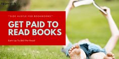 Get Paid to Read Books - 12 Unusual Ways in Work From Home Careers, Work From Home Companies, Legit Work From Home, Online Jobs From Home, Work From Home Opportunities, Ways To Earn Money, Earn Money From Home, Earn Money Online, How To Get Money