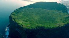 Jeju Island Drone Adventure - Published on Apr 30, 2016 Explore the hidden treasures of Jeju Island, South Korea. Includes Mount Hallasan, Seongsan, and  Cheonjiyeon Waterfall.