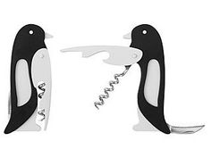 penguin bottle opener