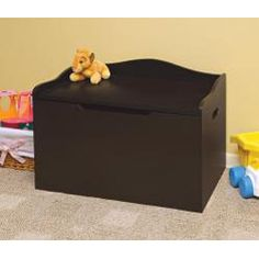 @Overstock - The espresso bench top toy box is attractive and functional storage for toys, linens, shoes, hats and mittens. This stylish toy box blends well in any room of the home such as kid's rooms, foyers, guest rooms and summer homes.http://www.overstock.com/Baby/Espresso-Bench-Top-Toy-Chest/5690992/product.html?CID=214117 $77.04