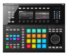 Sound Oracle - Maschine Studio - Image Source: native-instruments.com